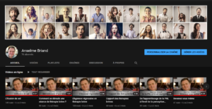 Chaine YouTube Anselme Briand